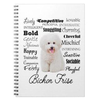 Bichon Traits Notebook