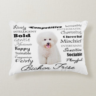 Bichon Traits Pillow
