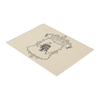 Bickford - Antique Circular Sockknittingmachine Doormat