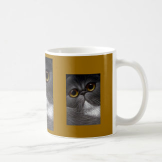 BICOLOR PERSIAN CAT Mug