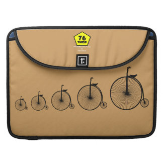 Bicycle 2 sleeve for MacBook pro