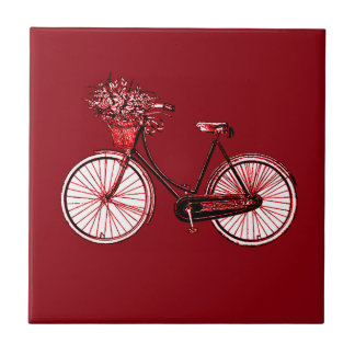 Bicycle 2 tile