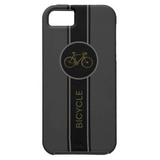 bicycle black label iPhone 5 covers