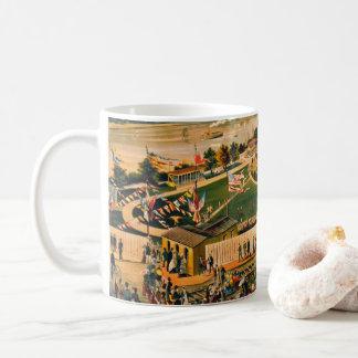 Bicycle Camp 1883 Coffee Mug