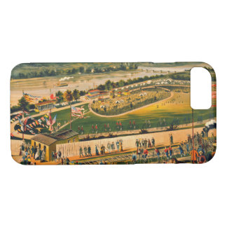 Bicycle Camp 1883 iPhone 7 Case