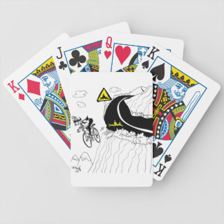 Bicycle Cartoon 9334 Bicycle Playing Cards