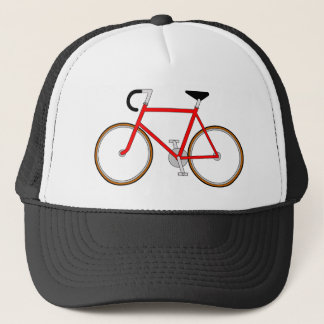 """Bicycle"" Cyclist's Cap"
