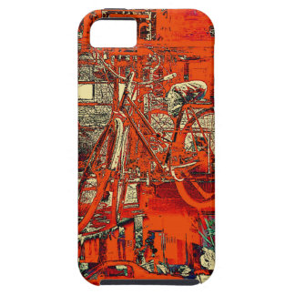 bicycle dreams collage i-phone case