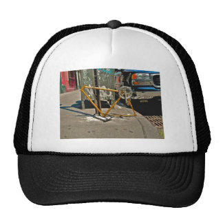 Bicycle Frame-SOHO NYC Trucker Hats