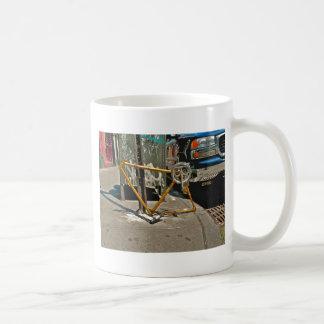 Bicycle Frame-SOHO NYC Coffee Mug