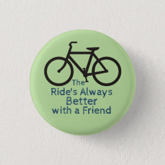 Bicycle Friend Button
