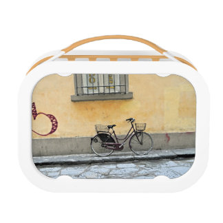 Bicycle in Florence Lunch Box