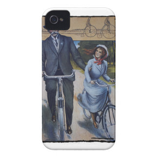 Bicycle iPhone 4 Case-Mate Cases