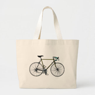 Bicycle Jumbo Tote