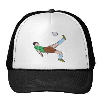 Bicycle Kick Trucker Hat
