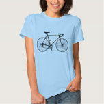 Bicycle Ladies Baby Doll (Fitted) Shirts