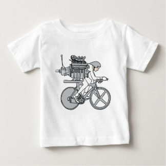 Bicycle Motoring Baby T-Shirt