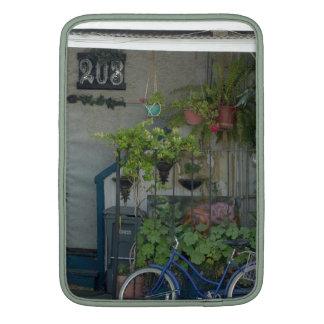 Bicycle Photo Macbook Air Sleeve