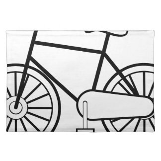 Bicycle Placemat