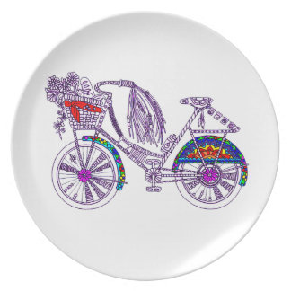 Bicycle Plate