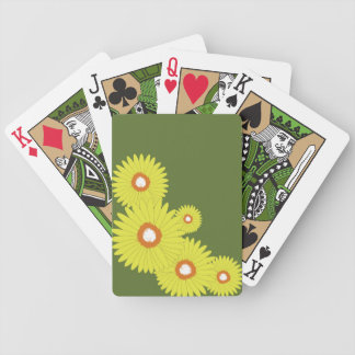 Bicycle Playing Cards DAISY BURST