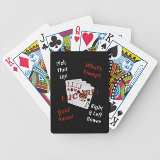 Bicycle Playing Cards - Euchre!