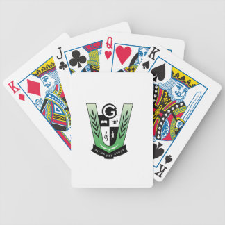 Bicycle Playing Cards with Graydon Crest