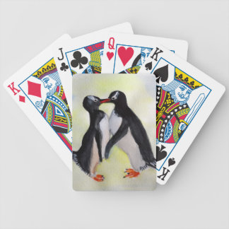 Bicycle® Poker Playing Cards Penguins