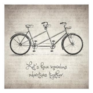 Bicycle Quote Photo Print