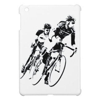 Bicycle Racers into the Turn Cover For The iPad Mini