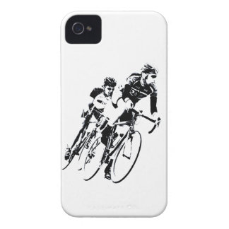 Bicycle Racers into the Turn iPhone 4 Case-Mate Case