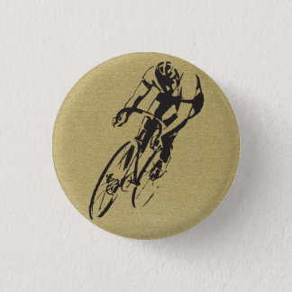 Bicycle Racing 1 Inch Round Button