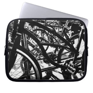 Bicycle Rack HC Laptop Sleeve