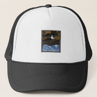 Bicycle Rally Trucker Hat