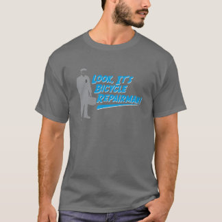 Bicycle Repairman T Shirt