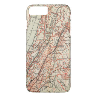 Bicycle Roads in New York and Conneticut 3 iPhone 7 Plus Case