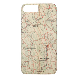 Bicycle Roads in New York and Conneticut 5 iPhone 7 Plus Case