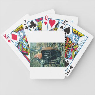 Bicycle Saddle Bicycle Playing Cards