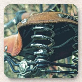 Bicycle Saddle Coaster