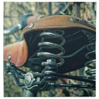 Bicycle Saddle Napkin