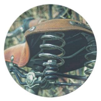 Bicycle Saddle Plate