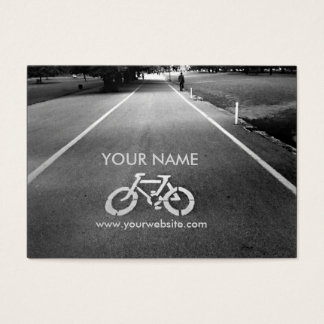 Bicycle Sign Business cards 2