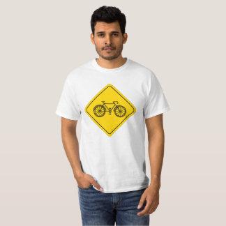 Bicycle Sign T-Shirt