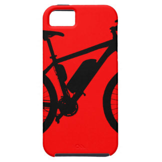 Bicycle Silhouette iPhone 5 Covers
