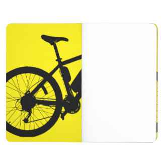 Bicycle Silhouette Journals
