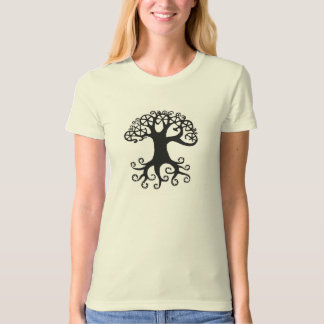 Bicycle Tree sustainable t- T-Shirt