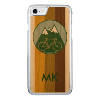 bicycle . two-wheels . bike . cool carved iPhone 7 case