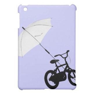 bicycle + umbrella case for the iPad mini