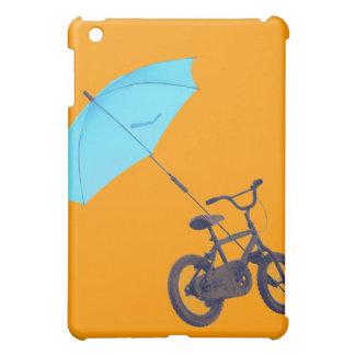 bicycle + umbrella iPad mini case