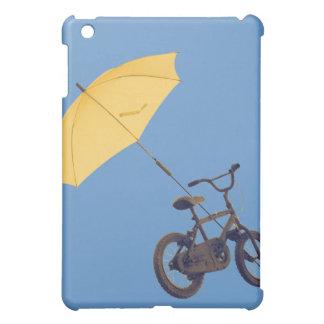 bicycle + umbrella iPad mini cover